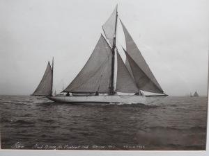 ilex-1927-fastnet-start